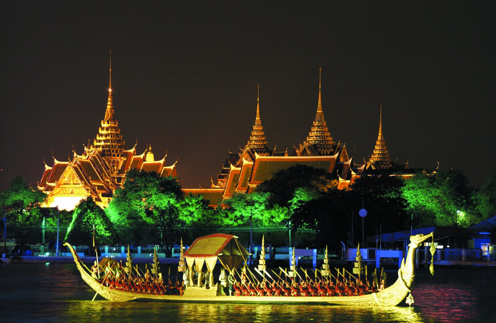 Du lịch Thái Lan - Bangkok