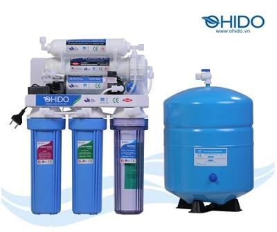 Máy lọc nước RO Ohido T8080 5 cấp lọc