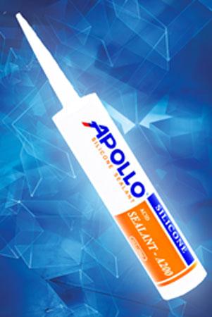 Keo Silicone Apollo 200 Clear