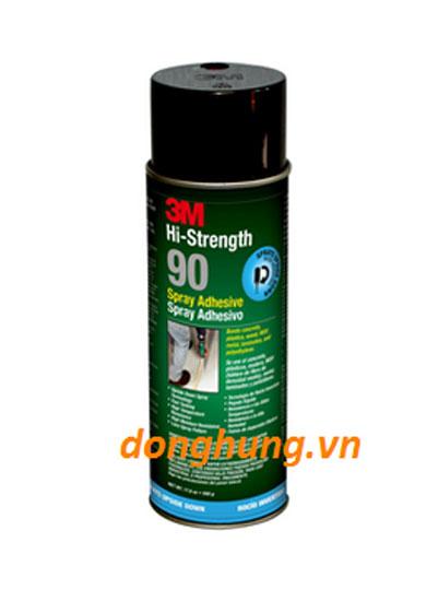 Keo xịt đa năng 3M Hi-Strength