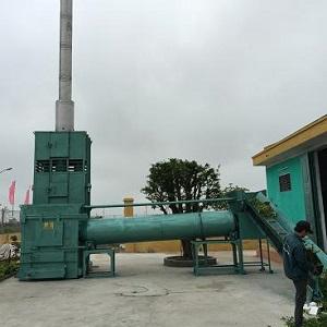 Lò đốt rác thải sinh hoạt LOSIHO 1000