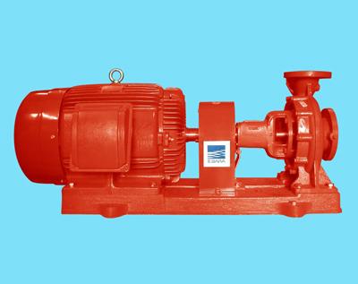Máy bơm PCCC động cơ điện Eabara Model FSA