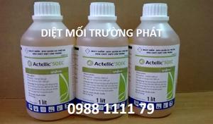 Thuốc diệt mọt nông sản ACTELLIC 50EC