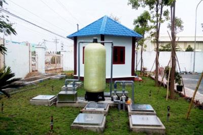 Cung cấp giải pháp xử lý nước
