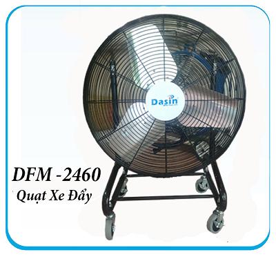 Quạt xe đẩy công nghiệp DFM 2460