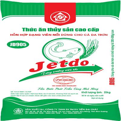 Thức ăn cho cá JD905