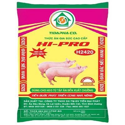 Thức ăn cho heo H2420