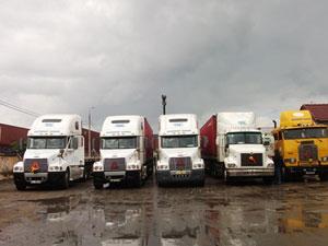 Dịch vụ vận tải trong ngoài nước và giao nhận