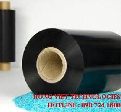 Ribbon in mã vạch wax premium RV01
