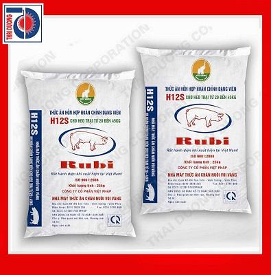 Bao bì cho ngành chăn nuôi và nông nghiệp