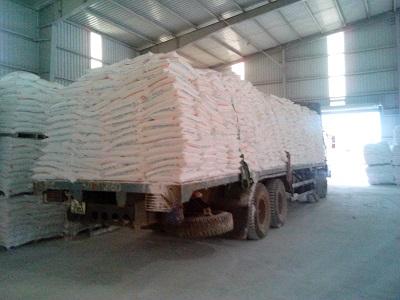 Hạt cát CaCO3 THT 60