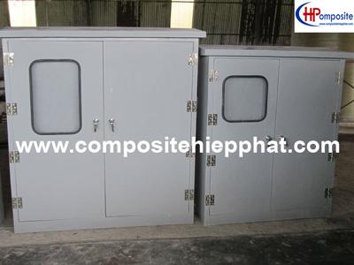 Tủ điện cấp nguồn composite