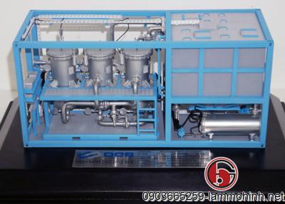 Mô hình kiến trúc máy công nghiệp OCS