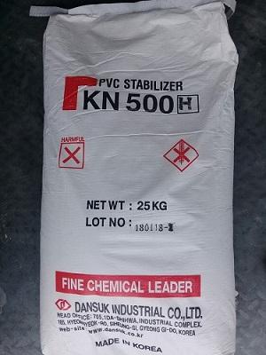 Chất ổn định nhiệt cho PVC KN500