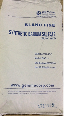 Chất độn Barium Sulfate BSP-L
