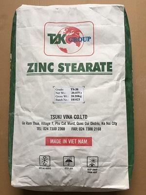 Muối kẽm Zinc Stearate TS 38
