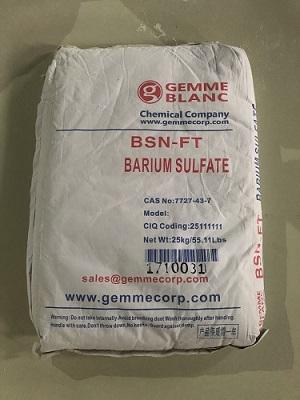 Chất độn Barium Sulfate BSN FT