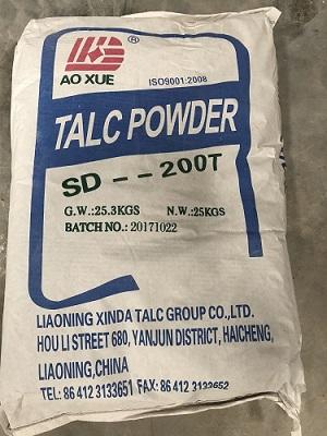 Bột Magie ngậm nước Talc Powder SD 200T