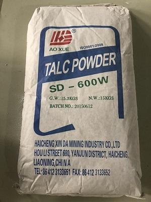 Bột Magie ngậm nước Talc Powder SD 600