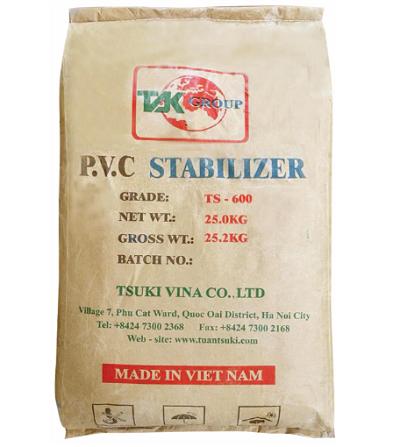 Chất ổn định nhiệt PVC hệ chì TS 500