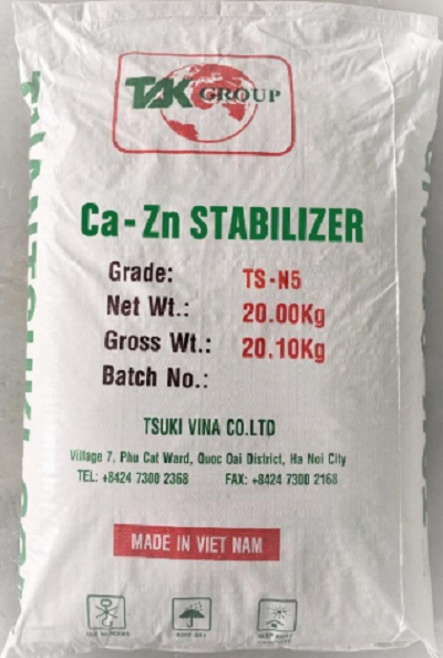 Chất ổn định nhiệt PVC hệ TS-N5