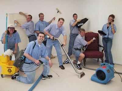 Làm Sạch Thiết Bị Văn Phòng