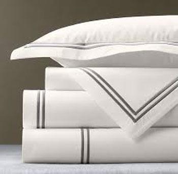 Giặt ủi hàng vải khách sạn