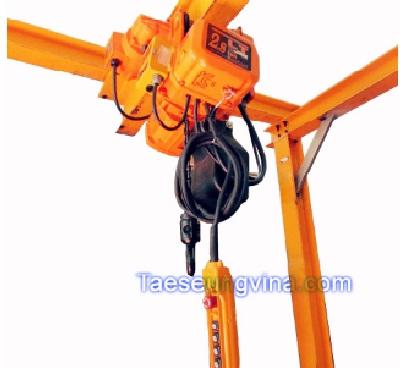 Palang xích điện 2.8 tấn LDS