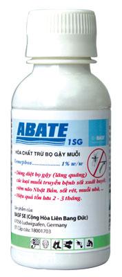Hóa chất diệt bọ gậy ABATE 1SG
