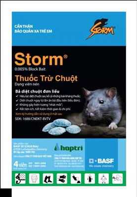 Thuốc diệt chuột Storm 0.005 phần trăm