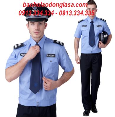 Quần áo đồng phục bảo vệ
