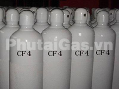 Carbon TetraLuoride (CF4)