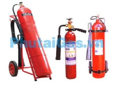Chai cứu hỏa MT2 tới MT45