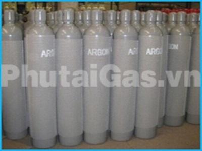 Khí Argon 4.0 chai công nghiệp