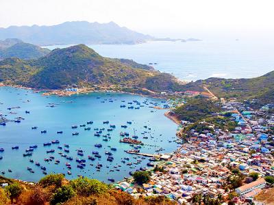 Tour Du Lịch Bình Ba - Nha Trang