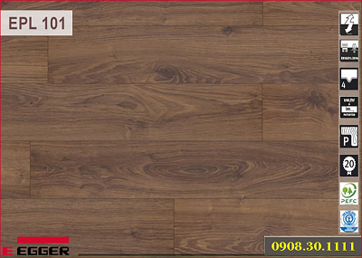 Sàn gỗ Engger 10mm EPL 101