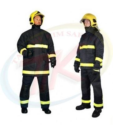 Bộ đồ chịu nhiệt chống cháy vải Dickson PTL