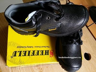 Giày da bảo hộ lao động Sheffield