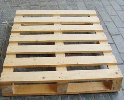Pallet gỗ 2 hướng nâng - tải trọng 500 kg