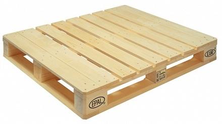 Pallet gỗ 4 hướng nâng - tải trọng 3 tấn