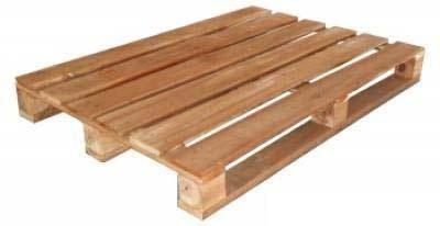 Pallet gỗ 4 hướng nâng - tải trọng 2 tấn