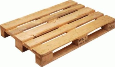 Pallet gỗ 4 hướng nâng - tải trọng 1,5 tấn