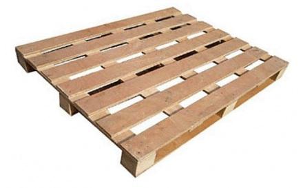 Pallet gỗ 4 hướng nâng - tải trọng 1 tấn