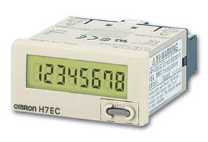 Bộ đếm 1 hàng số H7EC, H7ET, H7ER