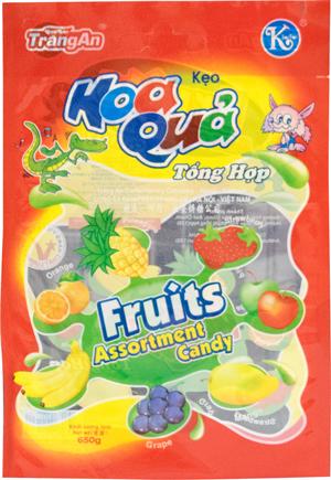 Túi Nhựa Ghép Màng Fruit
