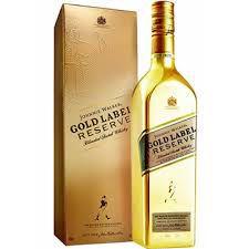 Rượu Johnnie Walker Gold Limited Edition
