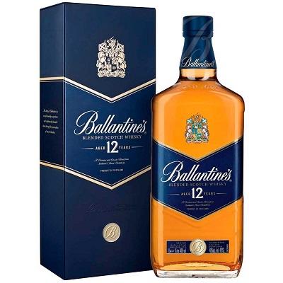 Rượu Ballantines 12YO 700 ml