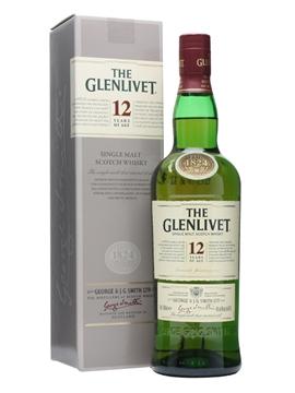 Rượu Glanlivet 12YO 750 ml