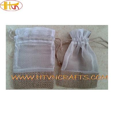 Túi thơm cafe vải đay