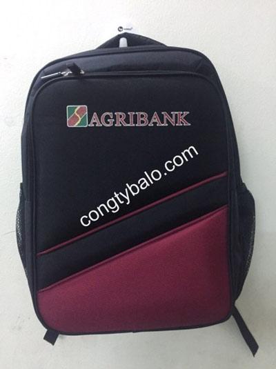 Ba lô nhân viên ngân hàng Agribank